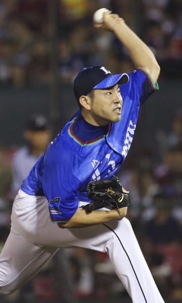 Baseball: Yusei Kikuchi