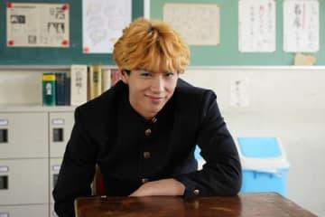 連続ドラマ「今日から俺は!!」で主演を務める賀来賢人さん=日本テレビ提供