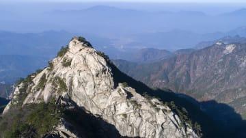 黄岡大別山世界地質公園を訪ねて 湖北省