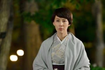 女優の木村佳乃さんの主演ドラマ「あなたには渡さない」の第3話の1シーン(C)テレビ朝日