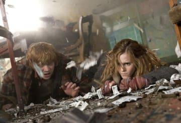 ハーマイオニー「こんなはずじゃなかった」 - 映画『ハリー・ポッターと死の秘宝 PART1』より - Warner Bros. / Photofest / ゲッティ イメージズ