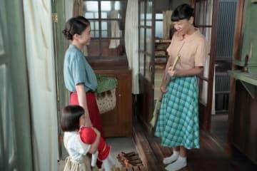 NHKの連続テレビ小説「まんぷく」第9週の一場面 (C)NHK
