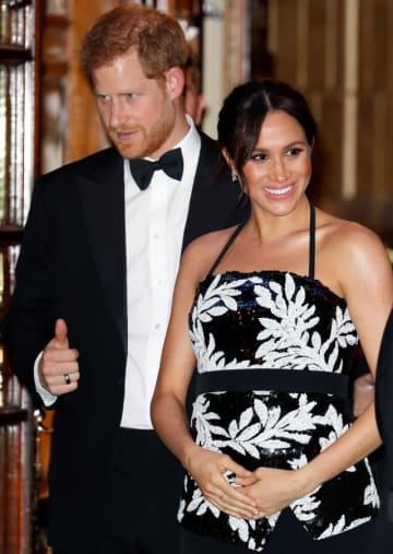 11月19日、英ヘンリー王子とメーガン妃が「ロイヤル・バラエティー・パフォーマンス」を観覧 - Max Mumby / Indigo / Getty Images