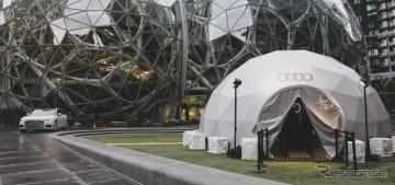 アウディが「Amazon Go」と提携を結び、米国で新型アウディ『A6セダン』を使った全く新しい試乗体験を開始