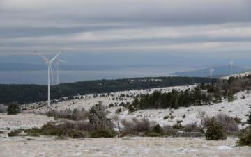 中国企業が投資するクロアチアの風力発電プロジェクトが始動