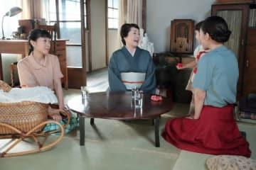 NHK連続テレビ小説「まんぷく」第49回の一場面(C)NHK