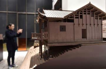 トゥチャ族泛博物館の「活性化」展が武漢で開催