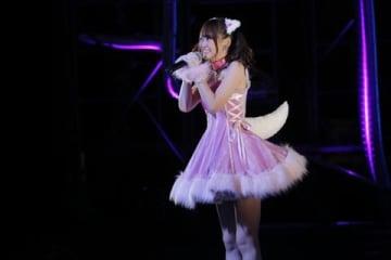 テレビアニメ「魔法少女サイト」のイベント「『魔法少女サイト』 Magical festa. ~私たちは不幸じゃない~」に登場した芹澤優さん