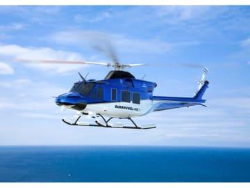「国際航空宇宙展2018東京」でSUBARUが展示を予定する民間向け最新型ヘリコプター「SUBARU BELL 412EPX」