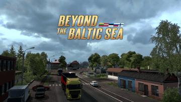 『Euro Truck Simulator 2』新DLC「Beyond the Baltic Sea」11月30日配信開始―バルト三国を駆け抜けろ