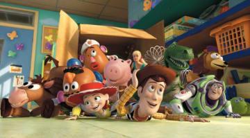 キアヌがおもちゃ界に! - 画像は『トイ・ストーリー3』より - Photofest / Walt Disney Pictures / ゲッティ イメージズ