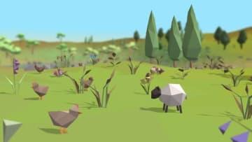 惑星構築シミュ『Equilinox』をプレイ!生態系のままならなさを実感できる箱庭ライフシミュレーター