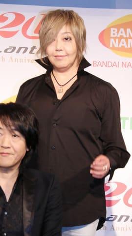 「ランティス」の大型イベント「20th Anniversary Live ランティス祭り2019 A・R・I・G・A・T・O ANISONG」の会見に登場した緒方恵美さん