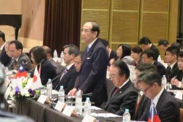 Taiwan, Japan hold trade talks in Taipei