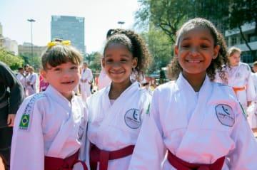 インスチトゥト・チアゴ・カミロの生徒たち