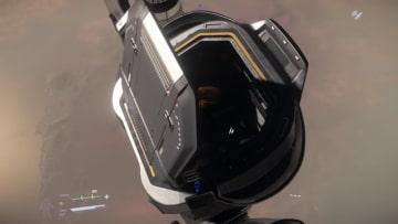 『Star Citizen』足場にご用心?事故で大気圏に身一つで突入したプレイヤーを再収容する驚愕プレイ映像
