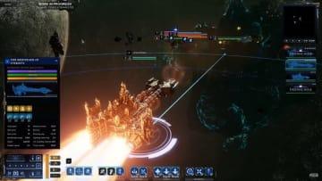 大規模な宇宙RTS『Battlefleet Gothic: Armada 2』戦闘解説トレイラー!