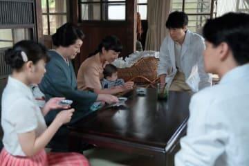 NHK連続テレビ小説「まんぷく」第51回の一場面(C)NHK