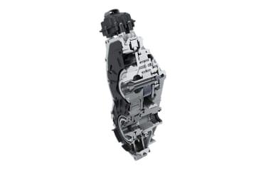 前輪駆動用の平行軸タイプのトランスミッション