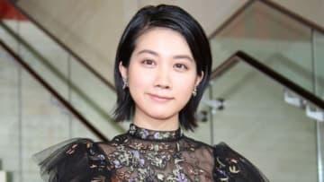 「VOGUE JAPAN Women of the Year 2018」の授賞式に出席した松本穂香さん