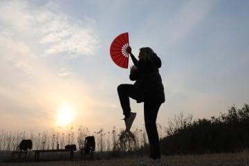 太極拳を学ぶ「外国人弟子」 河南省温県