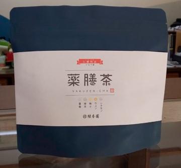 【販売開始される薬膳茶(三十三総研提供)】