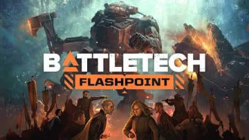 巨大ロボ傭兵部隊SRPG『BATTLETECH』拡張「Flashpoint」配信開始―ストーリーなしモード実装やバランス調整も