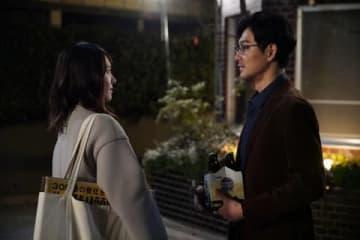 連続ドラマ「獣になれない私たち」第8話のシーンカット=日本テレビ提供