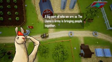 プロパガンダパズル『Propaganda Llama』配信開始!リャマが大衆を洗脳する謎ゲー