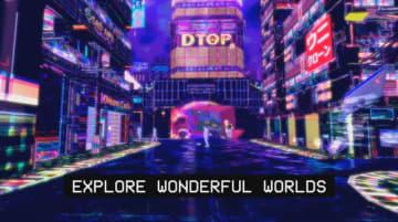 もしインターネットが3Dだったら…カオスな世界を旅する『Broken Reality』が近日Steam配信