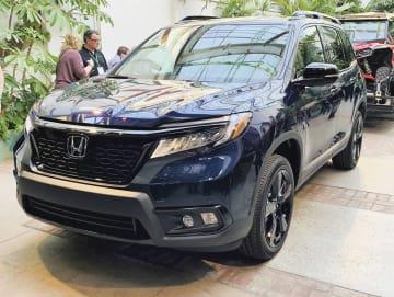 Honda's new SUV