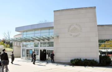 米国立衛生研究所=2013年、米メリーランド州(共同)