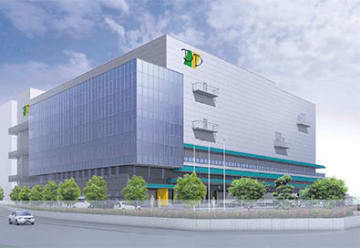 「Sagamihara Vegetable Plant」のイメージ。(画像: セブン-イレブン・ジャパンの発表資料より)