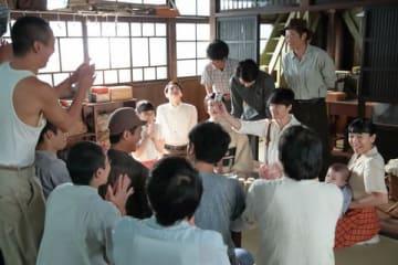 NHK連続テレビ小説「まんぷく」第53回の一場面(C)NHK
