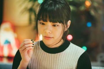 ルミネ制作のクリスマス限定ドラマ「MATCH girls(マッチガールズ)」に出演している岸井ゆきのさん
