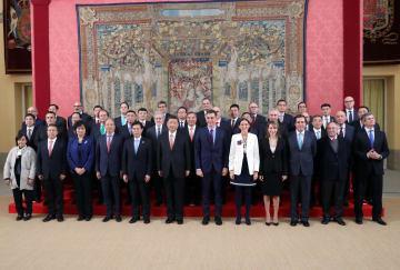 習近平主席、中国·スペイン企業顧問委員会設立に祝意 経済·貿易協力強調