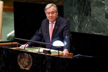 U.N.  chief Guterres