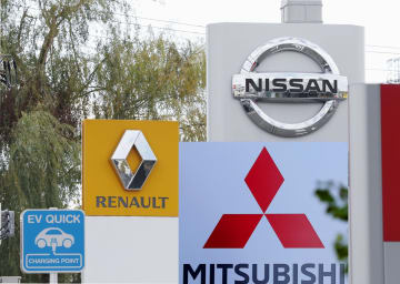 Nissan Renault Mitsubishi combo