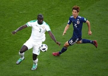 ロシアW杯では日本代表とも対戦したセネガル代表DFクリバリ photo/Getty Images