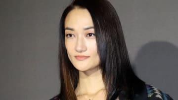 「ラルフ ローレン 表参道」のリニューアルオープン記念パーティーに出席した冨永愛さん