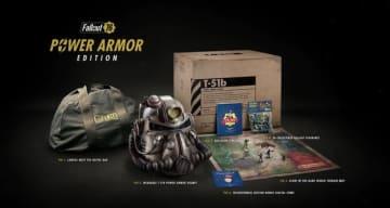 Bethesda、『Fallout 76 Power Armor Edition』付属のバッグの材質の違いに対し500アトムで補償することを発表