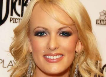 Adult Star Stormy Daniels Claims Affair With Donald Trump In 7-Year Old Interview