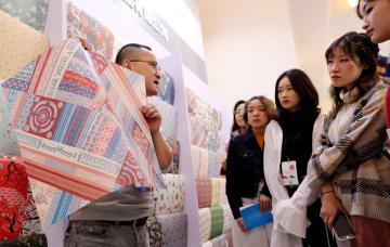 第1回長江デルタ国際文化産業博覧会、上海で開幕