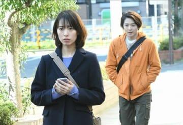 連続ドラマ「大恋愛~僕を忘れる君と」第8話の1シーン(C)TBS