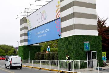 G20サミット開幕を間もなく迎える ブエノスアイレス