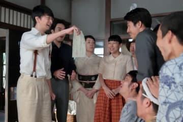NHK連続テレビ小説「まんぷく」第54回の一場面(C)NHK