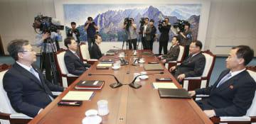 Inter-Korea railway talks