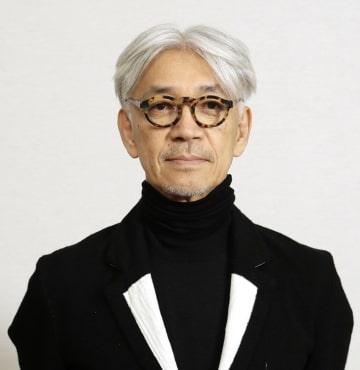 坂本龍一氏