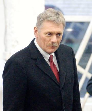 ロシアのペスコフ大統領報道官(共同)