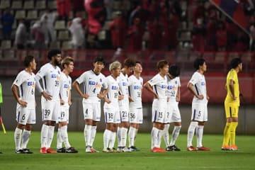 J1リーグで2位につける広島だが、直近のリーグ戦8試合で白星がない photo/Getty Images